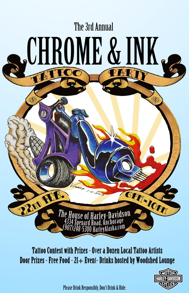 Chrome & Ink 2013