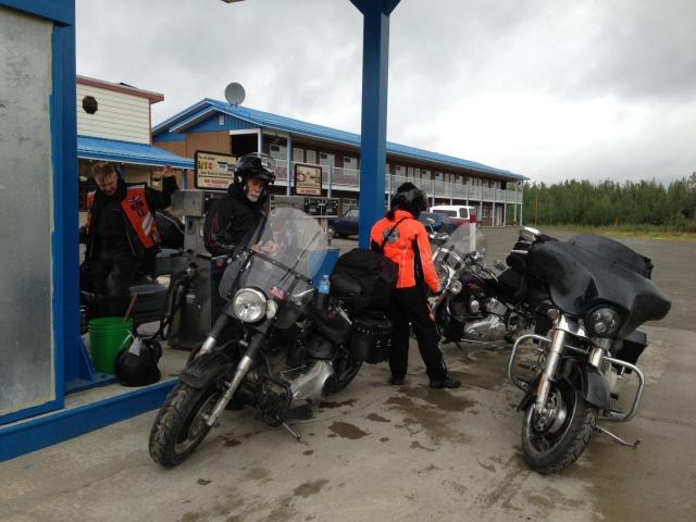 Gas/Rain Gear Stop