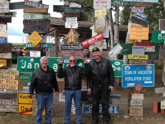 Classic Alaska Road Trip Photo