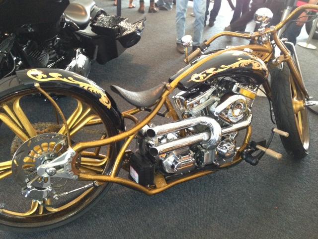 AMD bike show