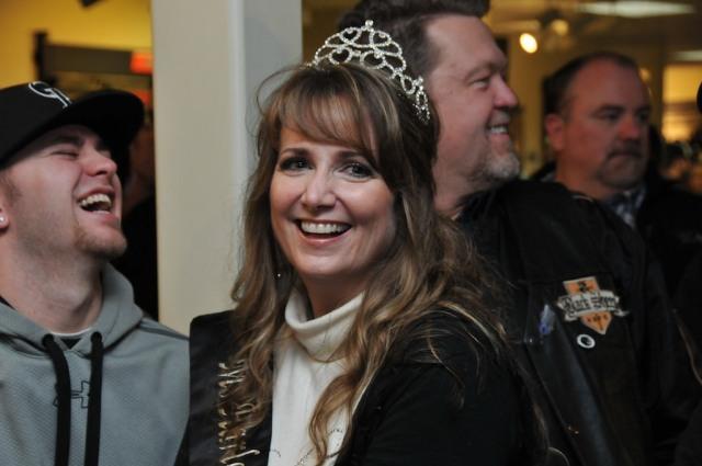 Barbara Green, Ms Harley-Davidson Alaska 2013