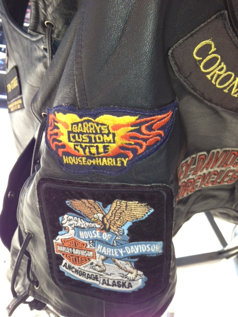 Just saw that my dad had his original patch on his vest! Love it!